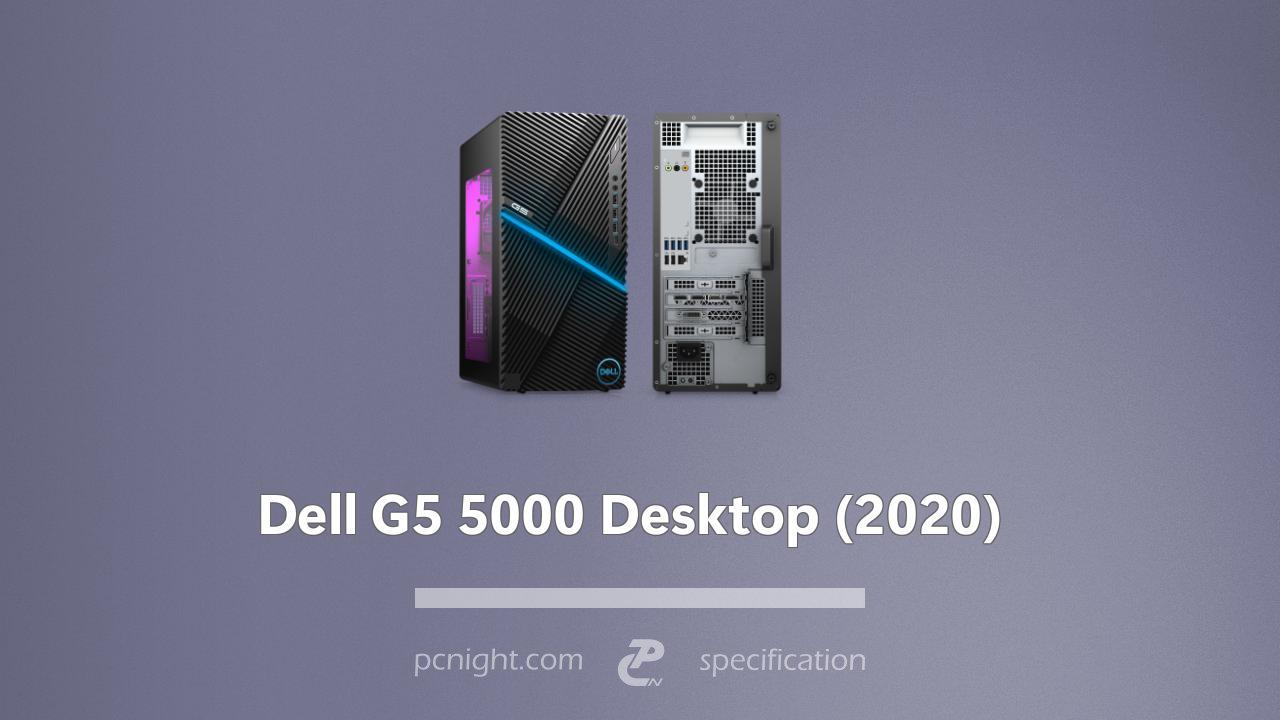 Dell G5 5000 Desktop (2020)