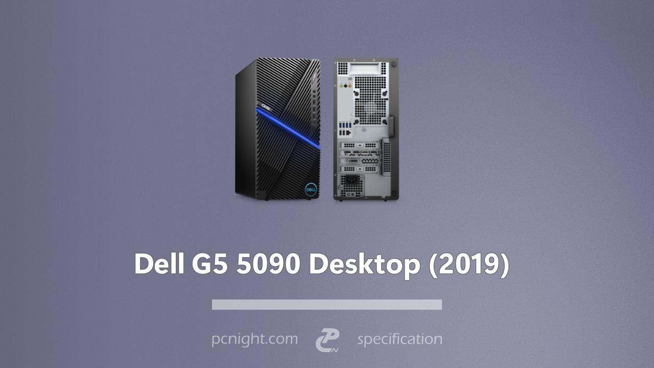 Dell G5 5090 Desktop (2019)