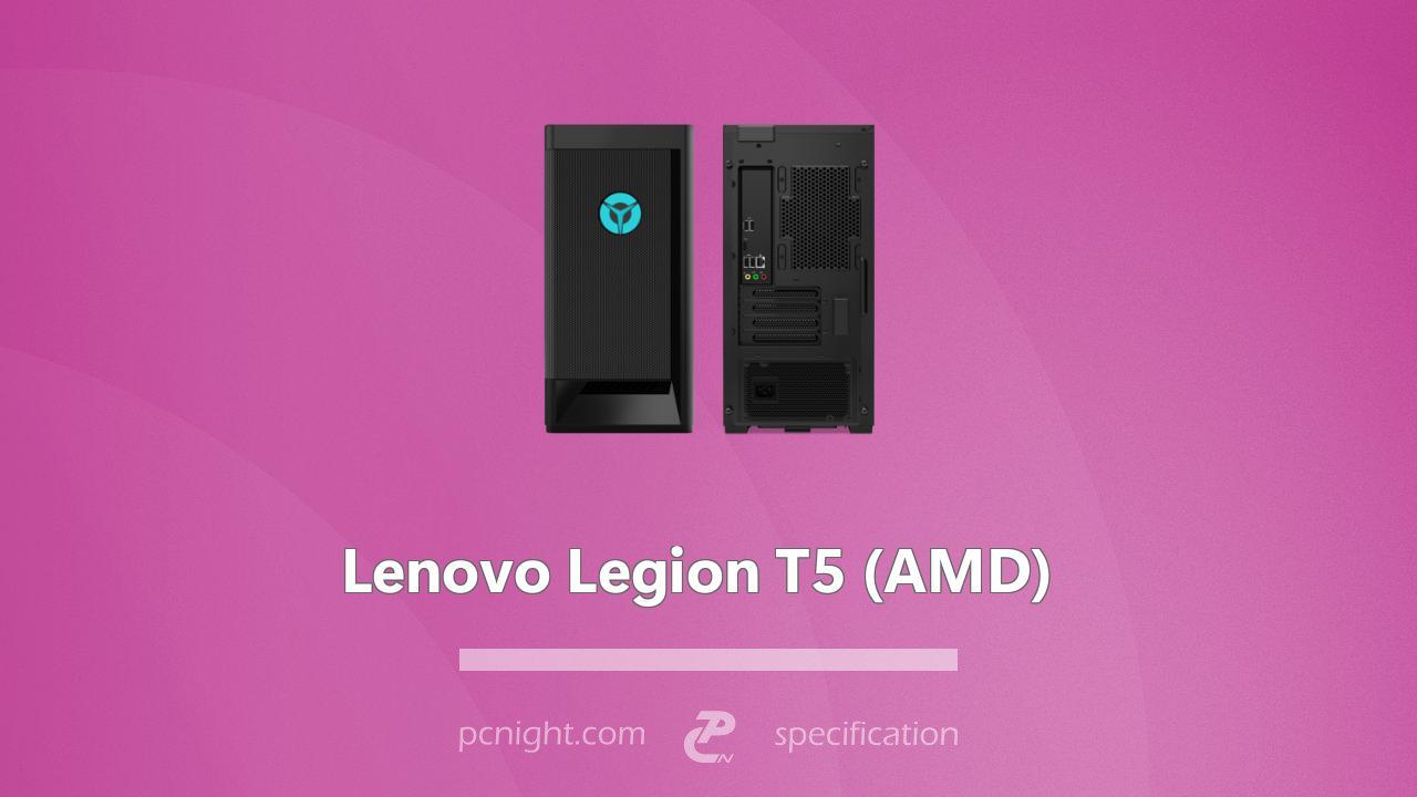 Lenovo Legion T5 (AMD)